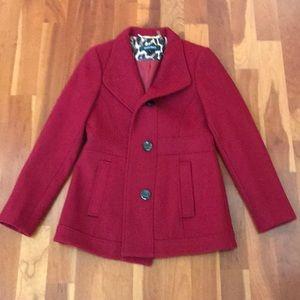 Ellen Tracy Wool Coat NWOT